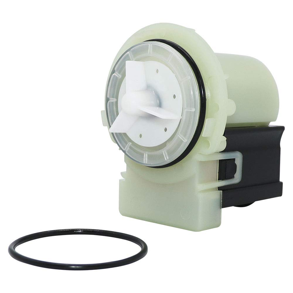 280187 8181684 Water Drain Pump Motor Compatible with Maytag Whirlpool Washer Replacement 280187, 285998, 8181684, 8182819 51uXFRVSZSL