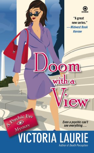 Doom with a View (Psychic Eye Mysteries, Book 7): A Psychic Eye - Eye View Cats
