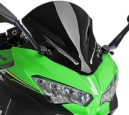 Cupula Racing Kawasaki Ninja 400 18-19 Negro Puig 9976n ...