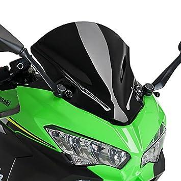 Cupula Racing Puig Kawasaki Ninja 400 2018 negro