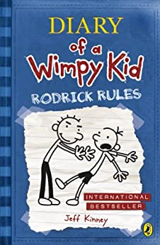 Rodrick Rules (Diary of a Wimpy Kid book 2) by [Kinney, Jeff]