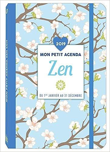 Mon petit agenda Zen 2019: Amazon.es: Collectif: Libros en ...