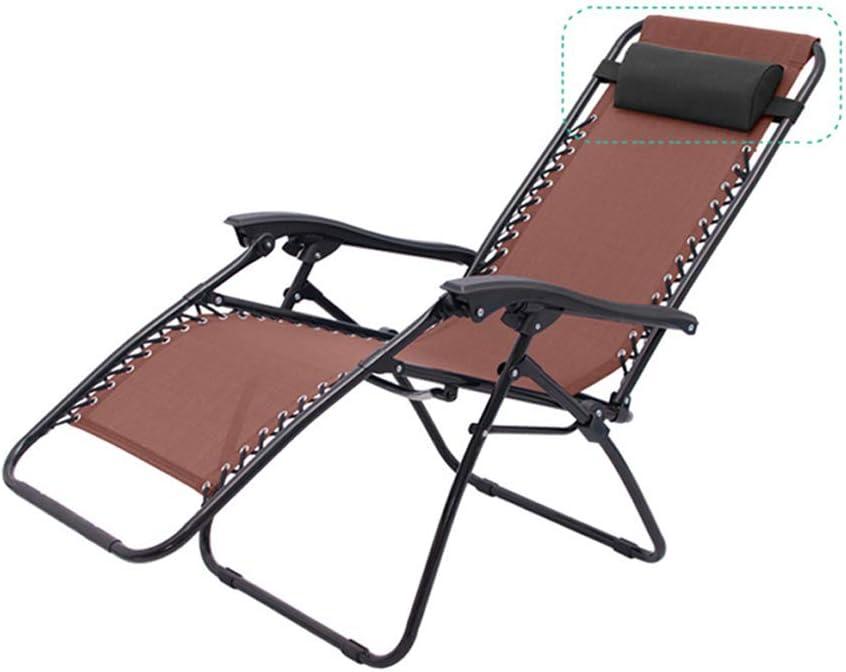 Cuscino con elastico regolabile per lettino prendisole da giardino colore antracite da spiaggia da viaggio FYBlossom