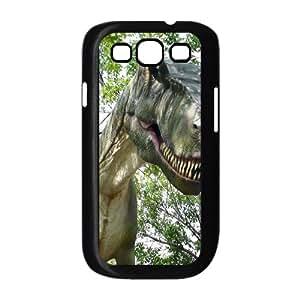 Stylish Jurassic Dinosaur Design Plastic Case Protector for Samsung Galaxy S3