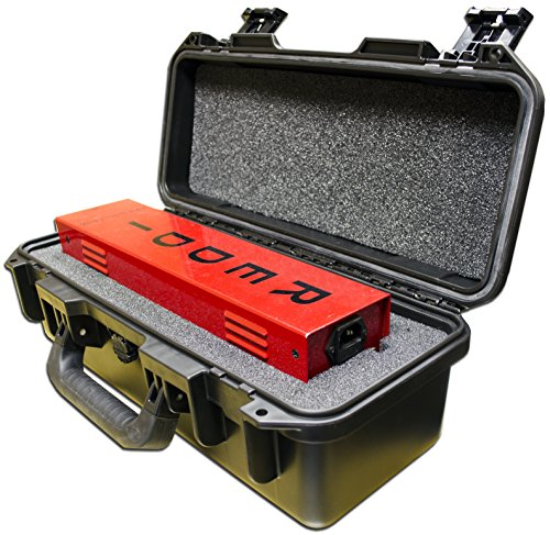LM Cases 19874 A Designs REDDI Tube Direct Box Waterproof Case by LM Cases