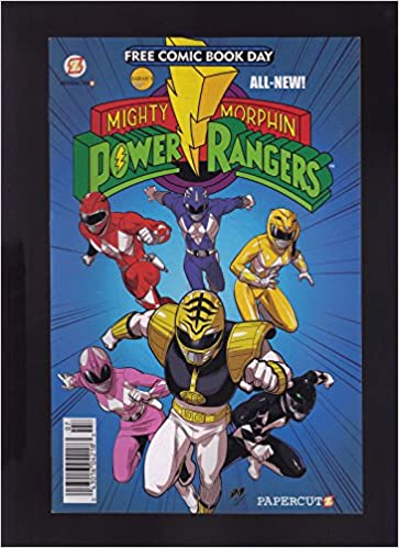 FREE COMIC BOOKS POWER RANGERS EPUB DOWNLOAD
