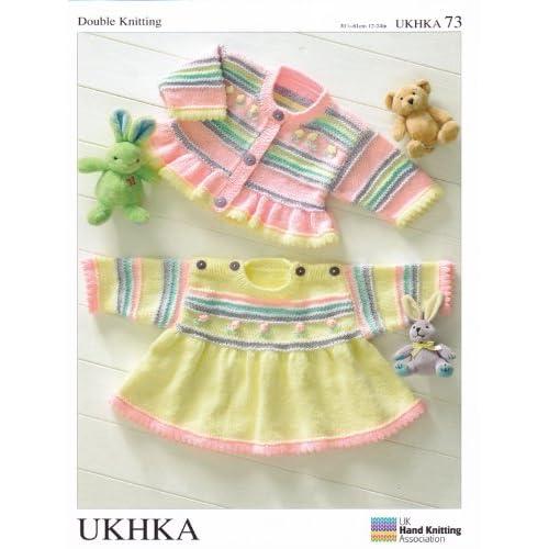 Baby Girl Knitting Patterns Amazon