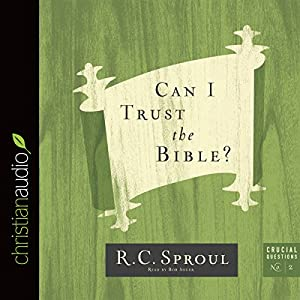 Can I Trust the Bible? Audiobook