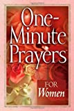 One-Minute Prayers for Women, Hope Lyda, 0736913475