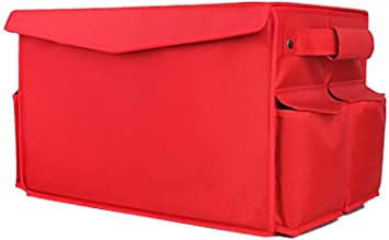 Car Foldable Storage Box Organizer For Trunk Collapsible Auto Bag SUV Camping
