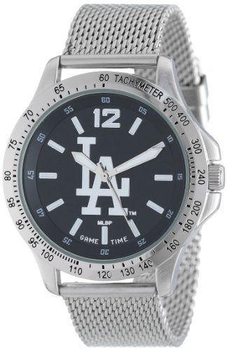 """Game Time Men's MLB-CAG-LA """"Cage"""" Watch - Los Angeles Dodgers"""