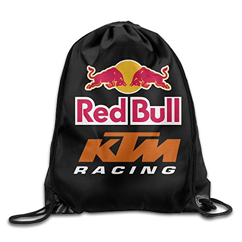 FFuture Racing Logo Gym Drawstring Backpack Sport Bag