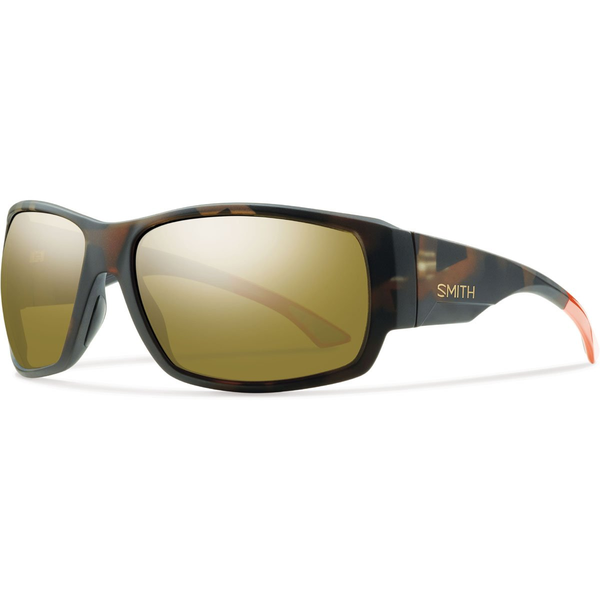 SUNCLOUD Turbine POLARIZED Sunglasses Matte Tortoise//Green Mirror Smith Sport