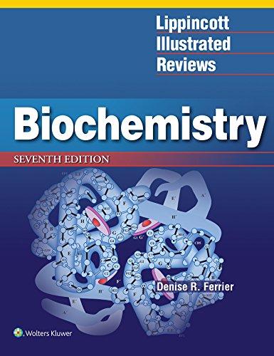 Lippincott Illustrated Reviews: Biochemistry (Lippincott Illustrated Reviews Series) cover