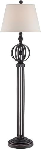 Lite Source Floor Lamps Lsf-82558 Marquette Floor Lamp