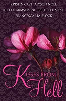 Kisses from Hell 0061956961 Book Cover