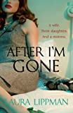 After I'm Gone by Laura Lippman front cover