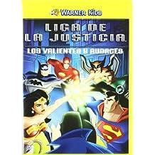 Liga De La Justicia Valientes Y Audaces (Import Movie) (European Format - Zone 2) (2005) Varios