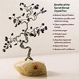 Divine Magic Crystal Tree Decor Spiritual Good Luck