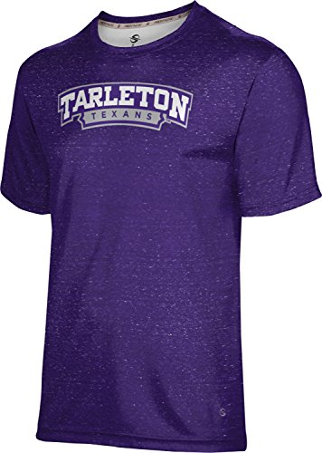 (ProSphere Tarleton State University Men's Performance T-Shirt (Heathered) FEDE)