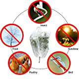 Alpurple Insect Bird Barrier Netting Mesh with