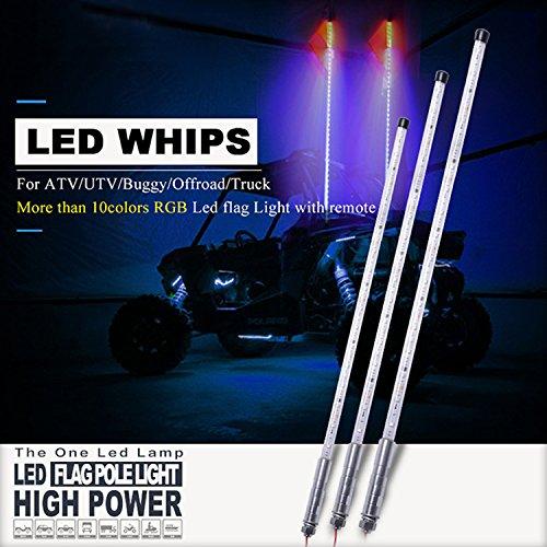 Best Led Light Whips - 4