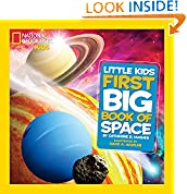 #10: National Geographic Little Kids First Big Book of Space (National Geographic Little Kids First Big Books)