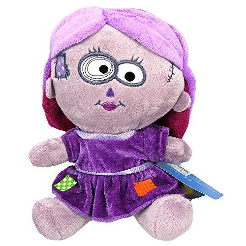 Build a Bear Buddies Frightfully Fun Halloween Girl Doll 7 inch Stuffed Plush Toy