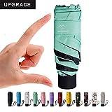 Best Mini Umbrellas - NOOFORMER Mini Travel Sun&rain Umbrella - Light Compact Review