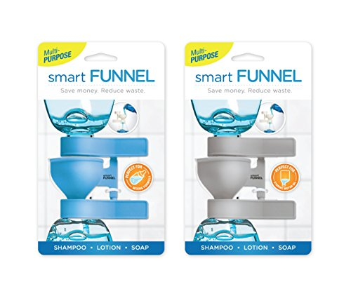 Smart Funnel (2pk - Blue / Gray) by Cumberland Concepts