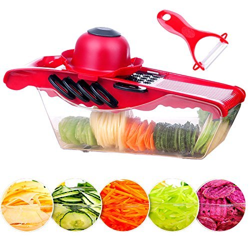 5 in 1 chopper and slicer - 2