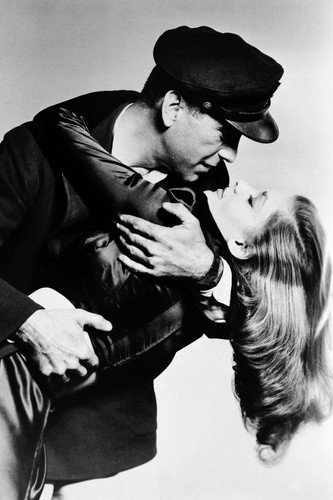 Humphrey Bogart & Lauren Bacall To Have and Have Not 24x36 Poster
