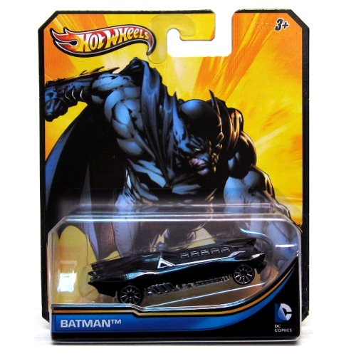 Mattel 2012 Hot Wheels DC Comics BATMAN 1:64 Scale Collec...
