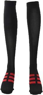 P Prettyia 1 Paire Chaussettes de Compression Vêtements Cyclisme Hommes
