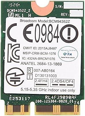 BCM94352Z NGFF 802 11ac Dual Band Wireless WiFi Card Module