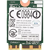 Fosa BCM94352Z NGFF 802.11ac Dual Band Wireless WIFI Card Module for Lenovo Y50-70 Touch 04X6020