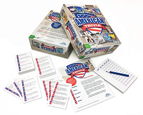 Family Trivia Games (American Trivia (Amazon)