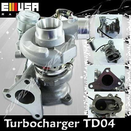 TD04 Turbocharger for 2004-2008 Subaru Forester XT Models/ 2002-2007 Subaru Impreza WRX Models NON-STi /2002-2005 Subaru WRX Impreza WRX Models NON-STi ...