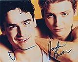 Speedway Junkie (Jordan Brower & Jesse Bradford) Signed 8X10 Photo