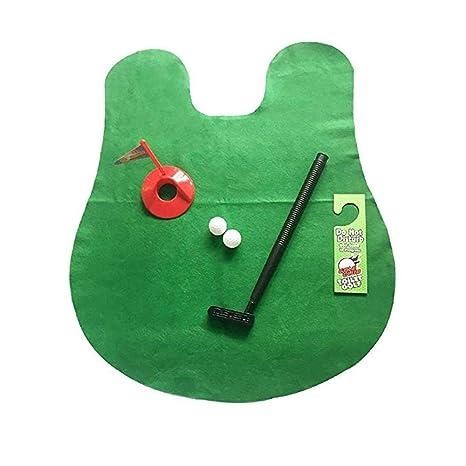 Juguete de golf para niños, Juego de golf para inodoros ...