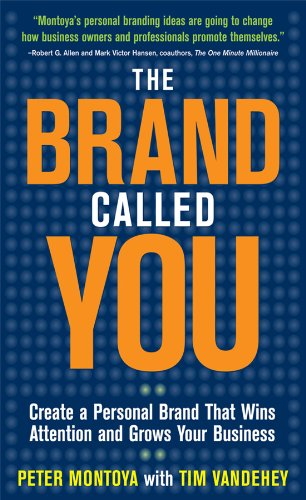 Montoya Target - The Brand Called You: Make Your Business Stand Out in a Crowded Marketplace