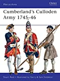 Cumberland's Culloden Army 1745-46 (Men-at-Arms, Band 483)
