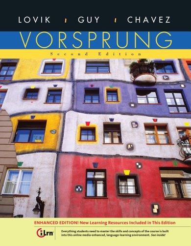 "Bundle: Vorsprung, Enhanced Edition, 2nd + iLrnâ""¢ Heinle Learning Center 3-Semester Printed Access Card"