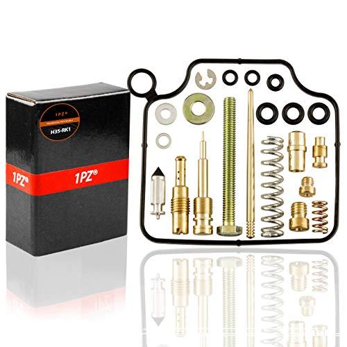 1PZ H35-RK1 Carburetor Rebuild Kit Repair Compatible With Honda TRX350 Rancher 350 TRX350FE 4x4 ES TRX350FM 4x4 S TRX350TE 2x4 ES TRX350TM 2x4 2004 2005 2006 Carb (2006 Honda Rancher 350 4x4 For Sale)