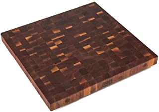 product image for John Boos WALBBIT3-4825 End Grain Butcher Block Island Top, 48 x 25 x 3, Walnut Wood