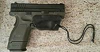 DTOM Springfield XD 45 & 9mm Kydex Trigger Guard Holster