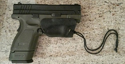 DTOM Springfield XD 45 & 9mm Kydex Trigger Guard - Loop Mexican Holster