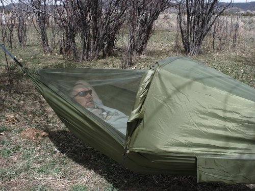 & Amazon.com : Ajillis Hammock Bivy : Bivy Sacks : Sports u0026 Outdoors