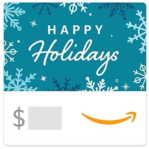 Amazon eGift Card - Snowflakes (Snowflake Card)