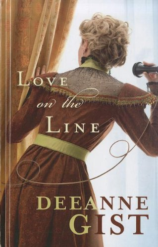 Read Online Love on the Line (Thorndike Press Large Print Christian Romance) ebook